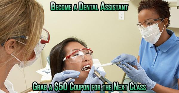 dental assistant classes